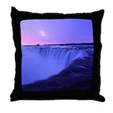 Niagara Sunrise Throw Pillow