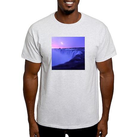 Niagara Sunrise Ash Grey T-Shirt