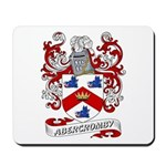 Abercromby Coat of Arms Mousepad