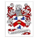 Abercromby Coat of Arms Small Poster