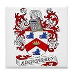 Abercromby Coat of Arms Tile Coaster
