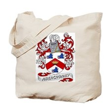 Abercromby Coat of Arms Tote Bag