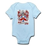 Abercromby Coat of Arms Infant Creeper