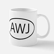 AWJ Mug
