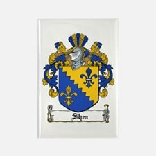 Shea Coat of Arms Rectangle Magnet (10 pack)
