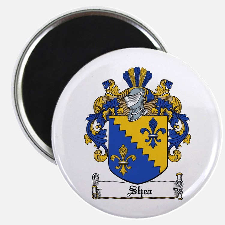 """Shea Coat of Arms 2.25"""" Magnet (10 pack)"""