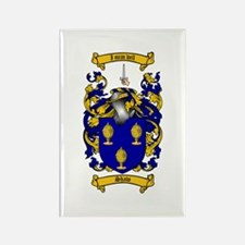 Shaw Coat of Arms Rectangle Magnet (10 pack)