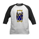 Shaw Coat of Arms Kids Baseball Jersey