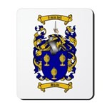 Shaw Coat of Arms Mousepad