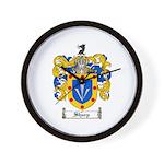 Sharp Coat of Arms Wall Clock