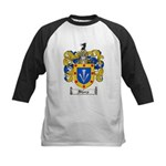Sharp Coat of Arms Kids Baseball Jersey