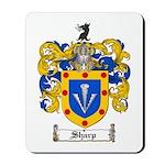 Sharp Coat of Arms Mousepad