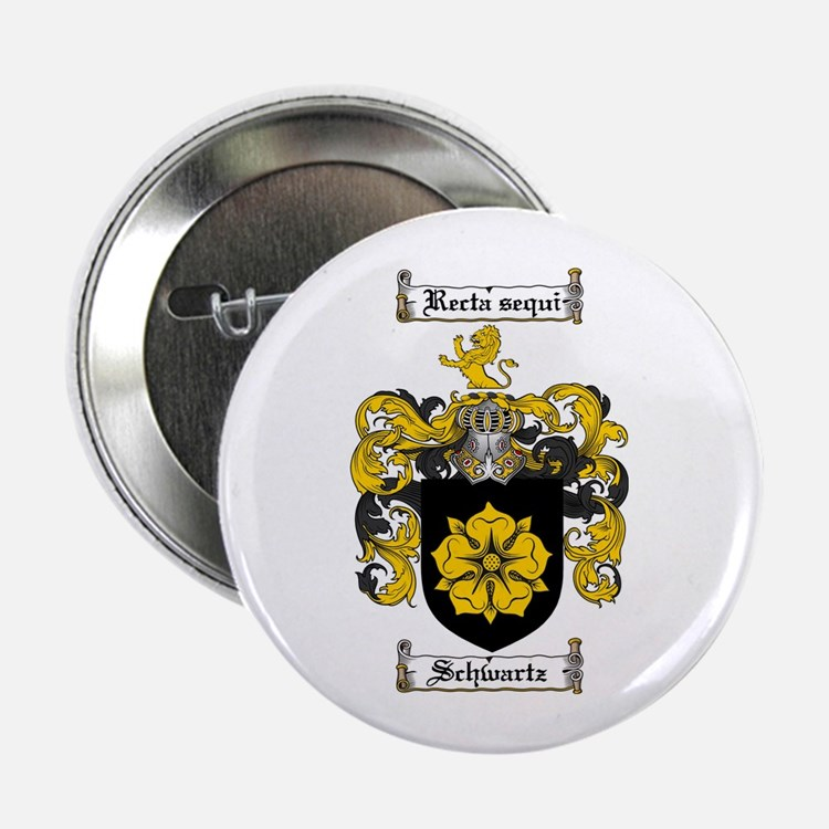"Schwartz Coat of Arms 2.25"" Button (100 pack)"