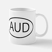AUD Mug