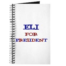 Eli for President Journal