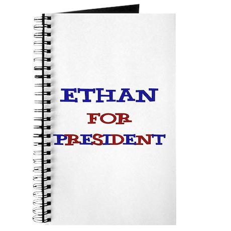 Ethan for President Journal