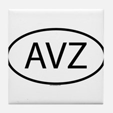 AVZ Tile Coaster