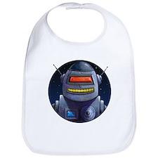 Roboto the Robot Bib
