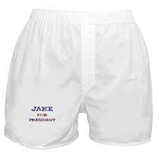 Jake for President  Boxer Shorts