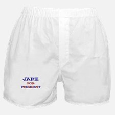 Jake for President  Boxer Shorts