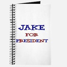 Jake for President Journal