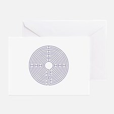 Labyrinth Greeting Cards (Pk of 10)