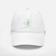 Om Symbol Baseball Baseball Cap