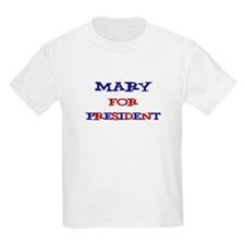 Mary for President T-Shirt