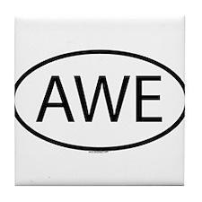 AWE Tile Coaster