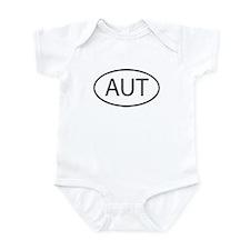 AUT Infant Bodysuit