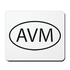 AVM Mousepad