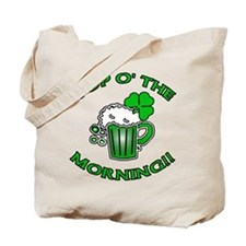 Top O'the Morning Tote Bag