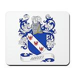 Amory Coat of Arms Mousepad