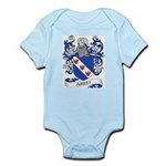 Amory Coat of Arms Infant Creeper