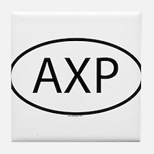 AXP Tile Coaster
