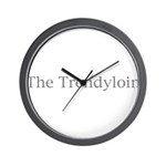 The Trendyloin Wall Clock