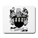 Barlet Coat of Arms Mousepad