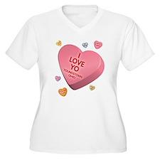 I Love YO-Candy T-Shirt