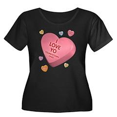 I Love YO-Candy T