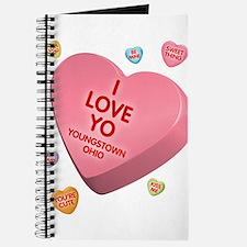 I Love YO-Candy Journal