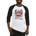 Barton Coat of Arms Baseball Jersey