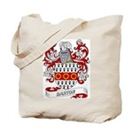 Barton Coat of Arms Tote Bag