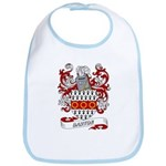 Barton Coat of Arms Bib