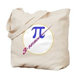 Pi-receding Tote Bag