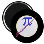 Pi-receding Magnet