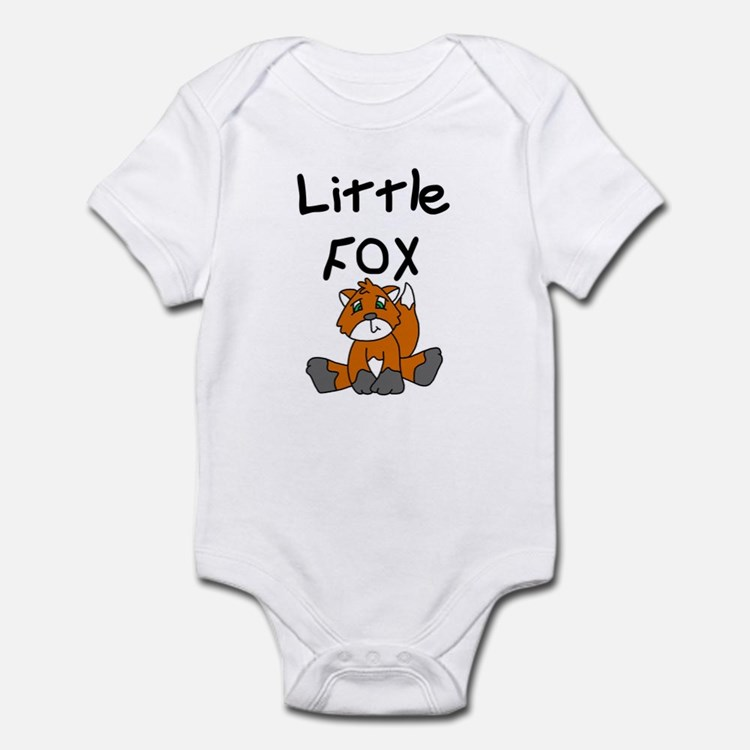 Little Fox Infant Bodysuit