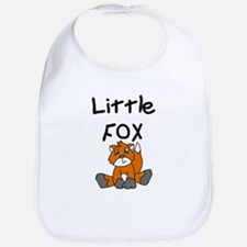 Little Fox Bib