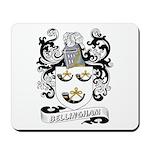 Bellingham Coat of Arms Mousepad
