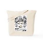 Bellingham Coat of Arms Tote Bag