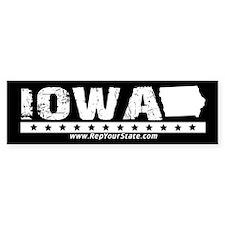 Iowa Bumper Bumper Sticker